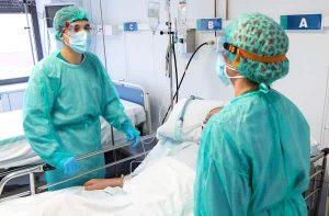 Dos hospitales de Castilla-La Mancha ya no tienen pacientes por COVID-19