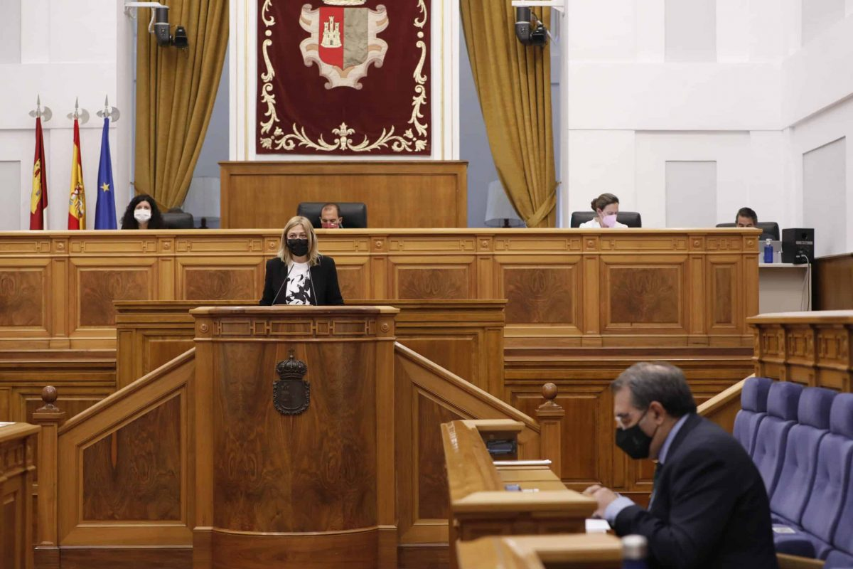 Parlamento autonómico anima a los gobiernos central y autonómico a apoyar a pymes y autónomos por la crisis de COVID-19