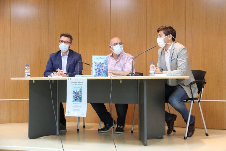 Presentaron el libro de Julio Jareño 'El fútbol en Manzanares'
