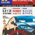 12 expositores participarán del X Salón del Automóvil en Manzanares el 8, 9, y 10 de octubre
