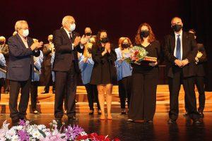 Exitoso Encuentro Coral 'Ciudad de Manzanares' en su XXXII edición el pasado fin de semana