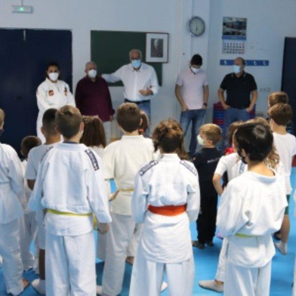 Reinician actividades las Escuelas Municipales de Judo y Defensa Personal de Manzanares