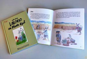 """El cuento infantil """"Liborio en Monte Azul"""" presentarán mañana en la residencia universitaria Santo Tomás de Villanueva de Ciudad Real"""