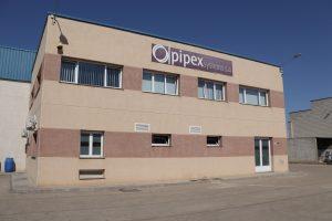 Pipex ampliará su planta en el polígono industrial de Manzanares para duplicar su producción
